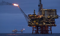 UK handouts of £5.9bn have already been given to major fossil fuel companies within the country – most of which are foreign-owned. (Photograph Credit: bluegreenpict/REX Shutterstock) Click to Enlarge.