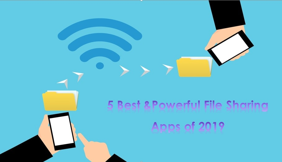 best free file sharing apps
