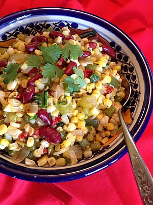 Southwest Corn and Beans