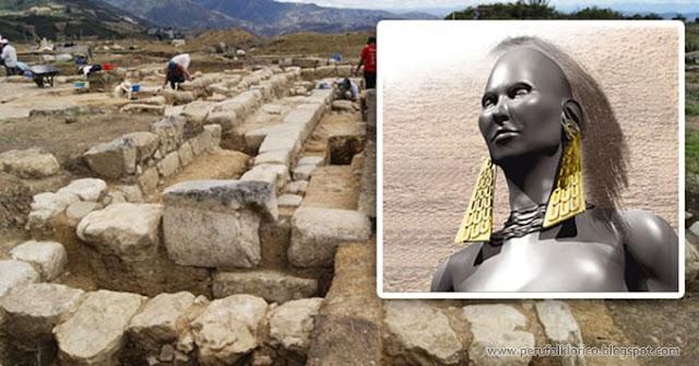 """Conoce a la """"Dama de Pacopampa"""", la mujer con cráneo alargado que gobernó en el antiguo Perú [FOTOS, VÍDEO]"""