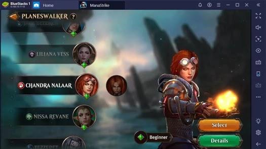 Magic: ManaStrike - Gameplay 1