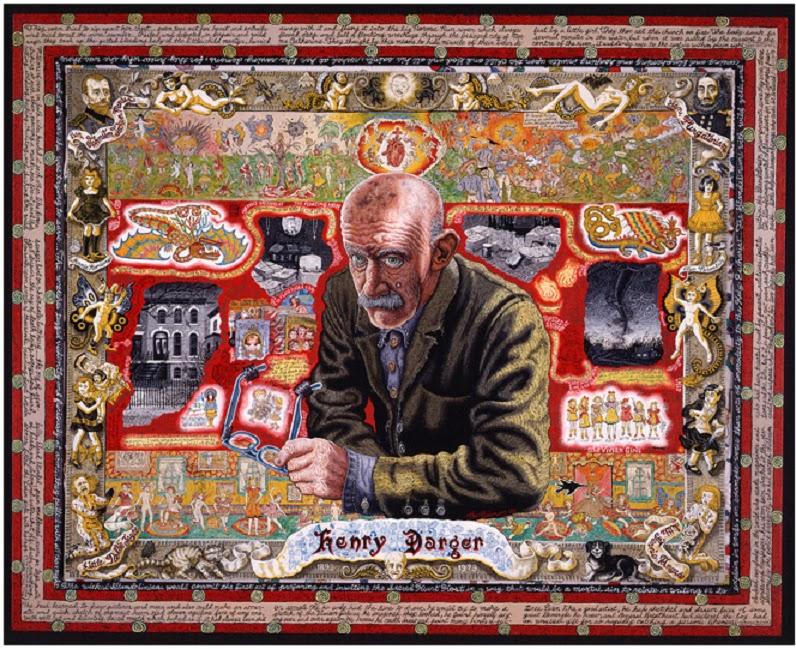 forma es vacío, vacío es forma: Joe Coleman - Art Brut