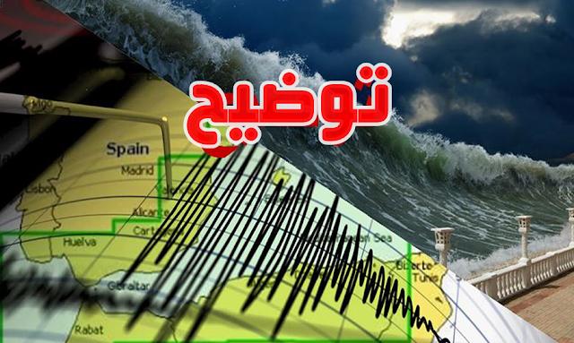 """تونس : """"امكانية حدوث تسونامي بالسواحل التونسية"""" ... معهد الرصد الجوي يوضّح"""