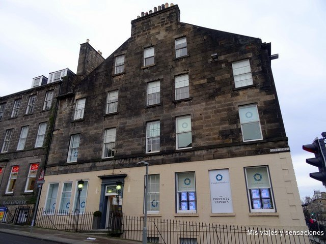 Bed and breakfast Elder York Guest House, Hotel en Edimburgo