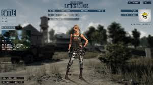 PUBG PC NEW UI