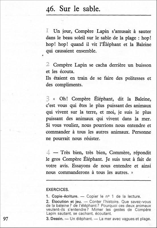 Berry Cp 10 La Baleine Et L Elephant S Bryant Litterature