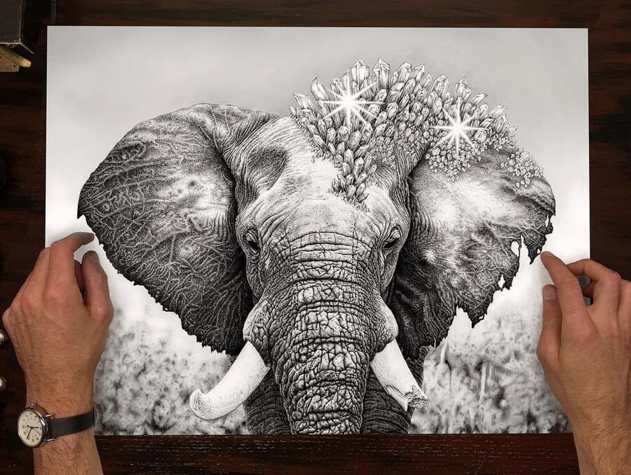 04-Diamond-elephant-Nicholas-Baker-www-designstack-co
