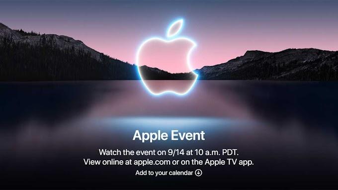 حدث أبل في 14 سبتمبر ميزات أيفون 13 الجديد وساعات Apple Watch Series 7