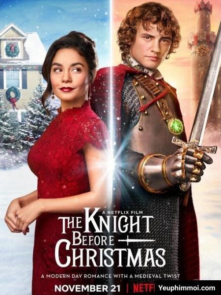 Hiêp Sĩ Giáng Sinh - The Knight Before Christmas