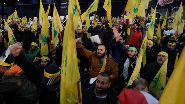 """الخزانة البريطانية تصنف حزب الله اللبناني """"منظمة إرهابية"""" وتجمد كامل أصوله"""