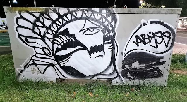 Canberra Street Art   Abyss