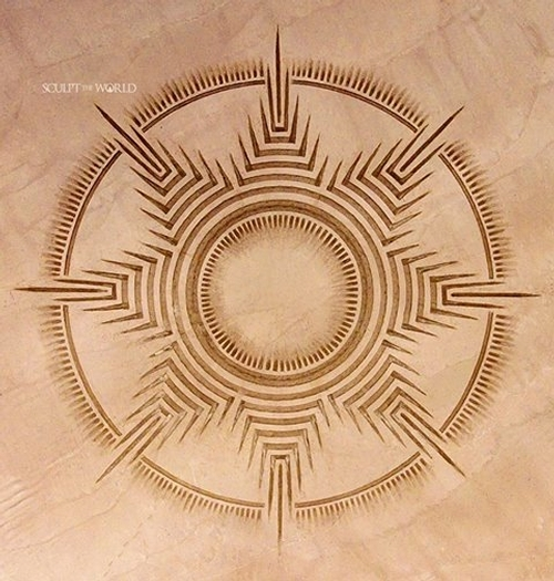 02-Jon-Foreman-Land-art-Geometric-Drawing-in-the-Sand-www-designstack-co