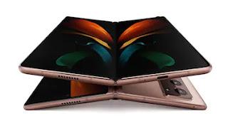 Tanggal Rilis Samsung Galaxy Z Fold 2 Resmi