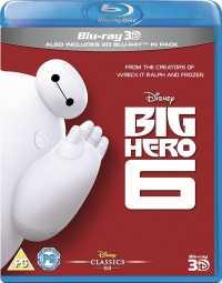 Big Hero 6 Hindi Dual Audio 3D Full Movies HSBS 1080p Download