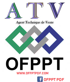 Agent Technique de Vente ATV ofppt