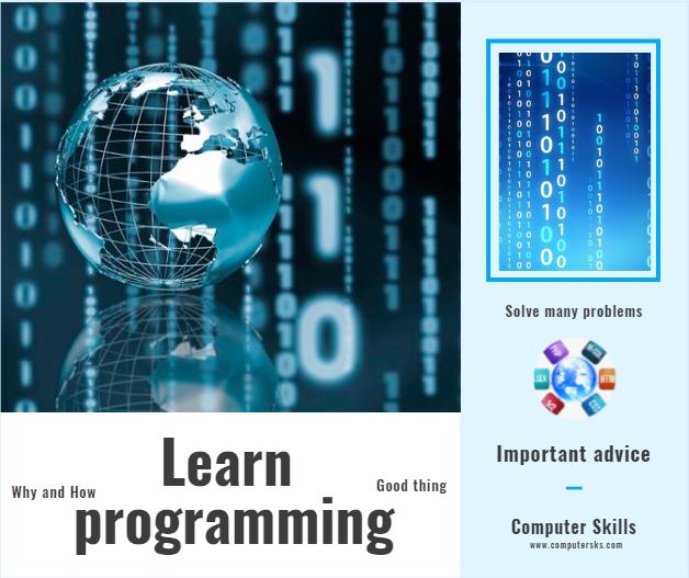 Apprenez la programmation avec des conseils importants