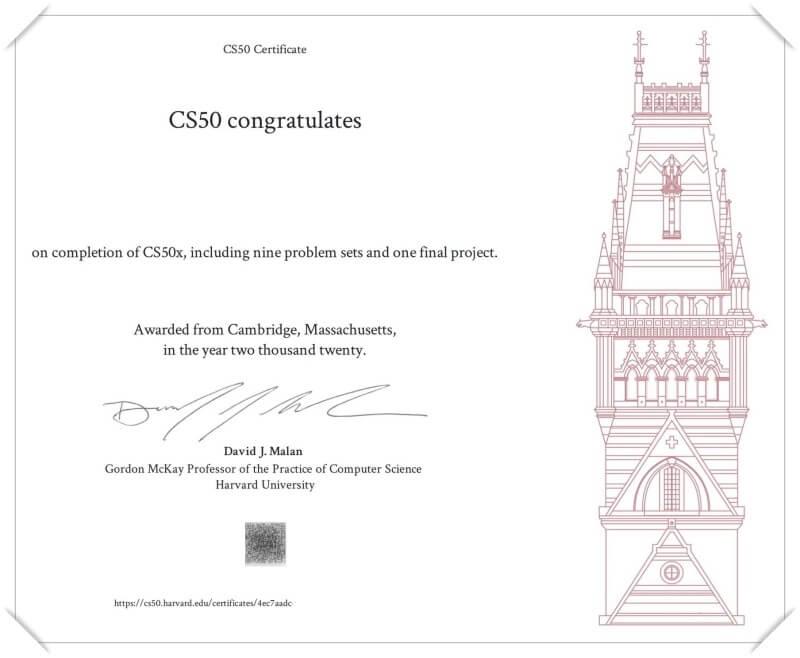 كورس CS50