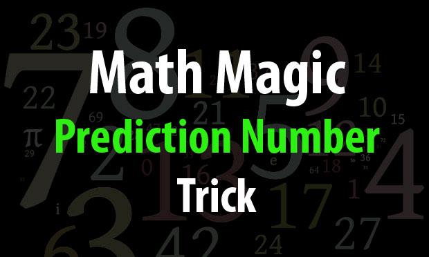 Math Magic Tricks
