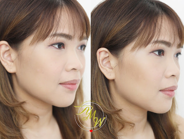 a photo of Askmewhats Nikki tiu wearing Benefit HOOLA Lite