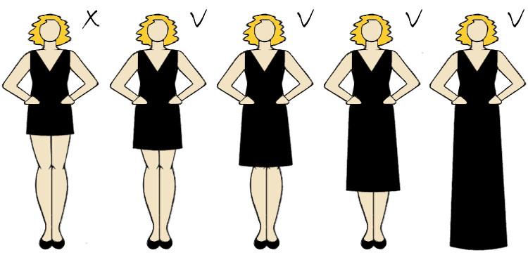 sukienka ciążowa która ładnie podkreśli brzuszek fason długość