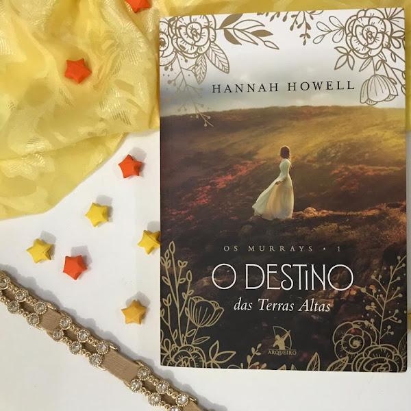 O destino das Terras Altas- Hannah Howell