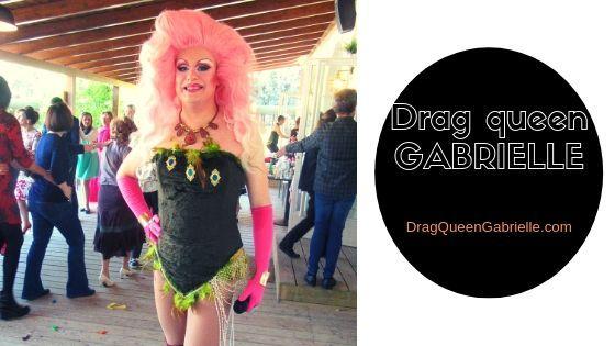 Drag queen Gabrielle | Show para boda en Brunete.