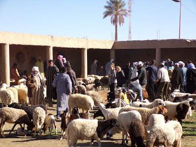 mercado Rissani