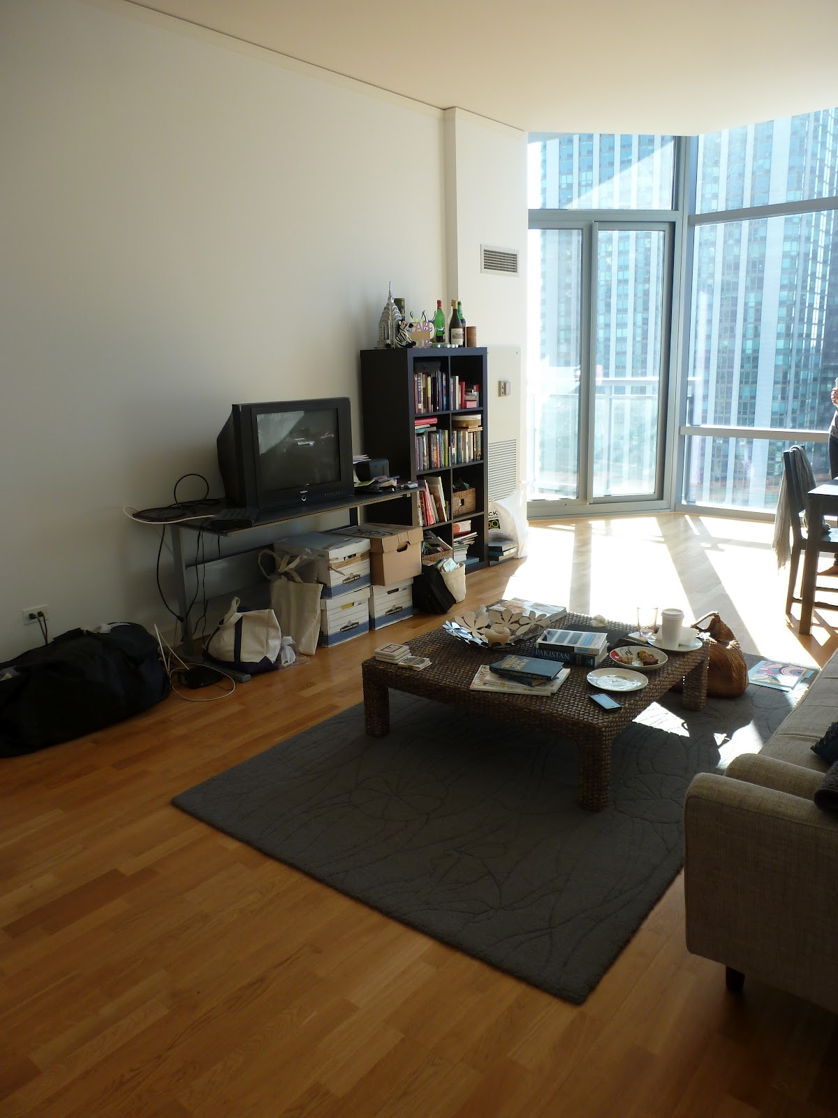 Urban Living Room: Emma's Urban Living Room: Mood Board