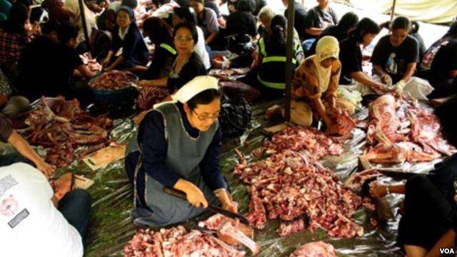 Ponpes Al Qodir Undang Non-Muslim dalam Kegiatan Kurban di Yogyakarta