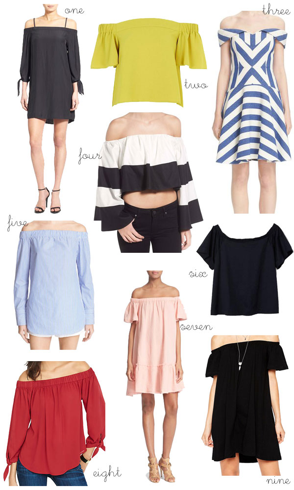 off_shoulder_top_dresses