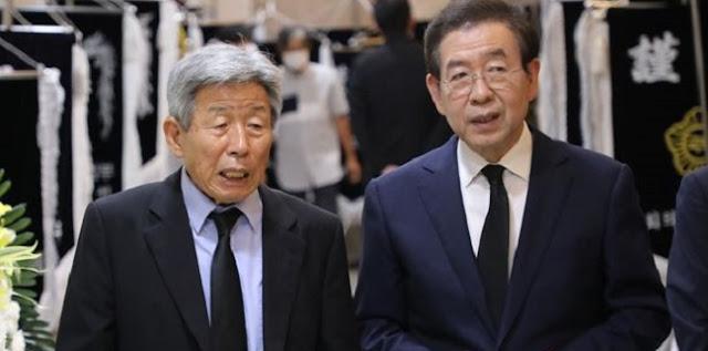 Walikota Seoul Hilang, Polisi Kerahkan Pencarian Besar-besaran