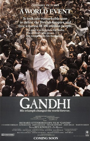 Gandhi Filmes Torrent Download capa