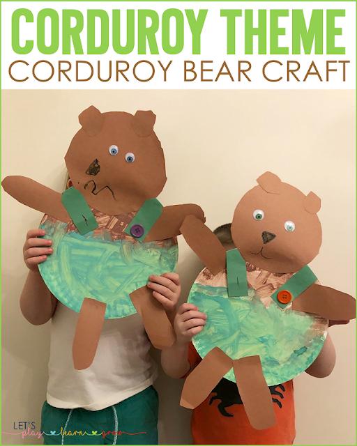 Corduroy Craft