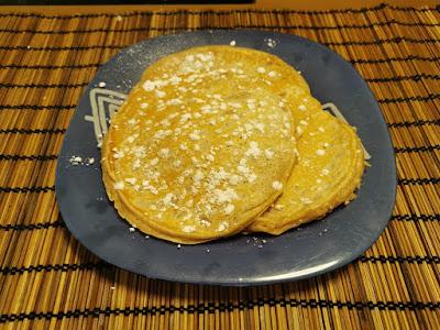 Receta de Pancakes o Tortitas Americanas