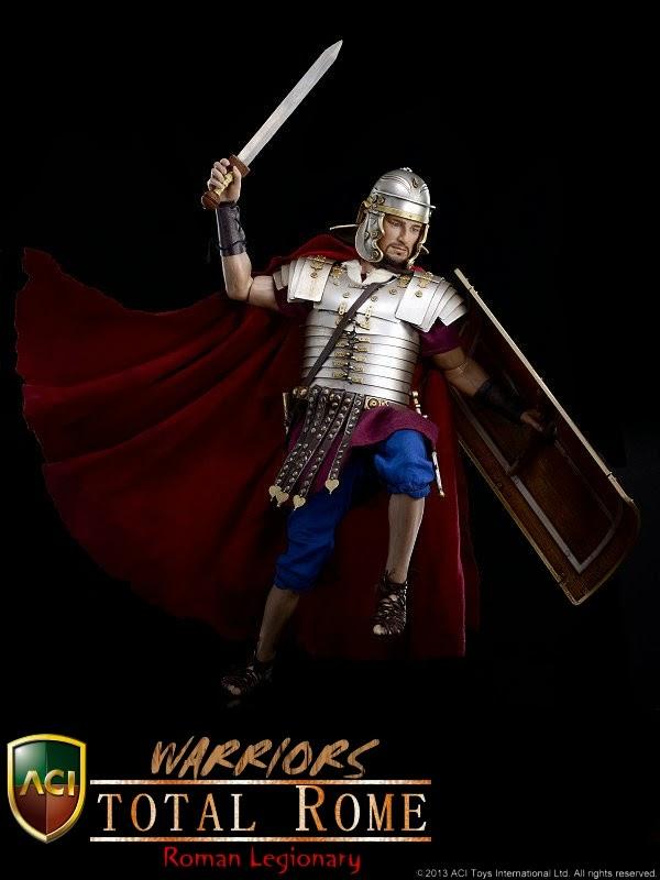 REVIEW: REVIEW: ACI Toys 1:6 ROMAN LEGIONARY