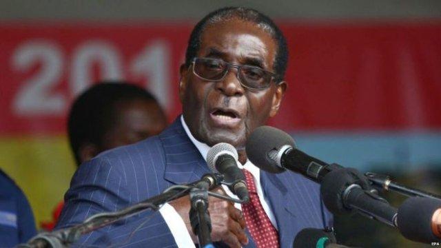 President Akufo-Addo Consoles Zimbabwe On Robert Mugabe's Death