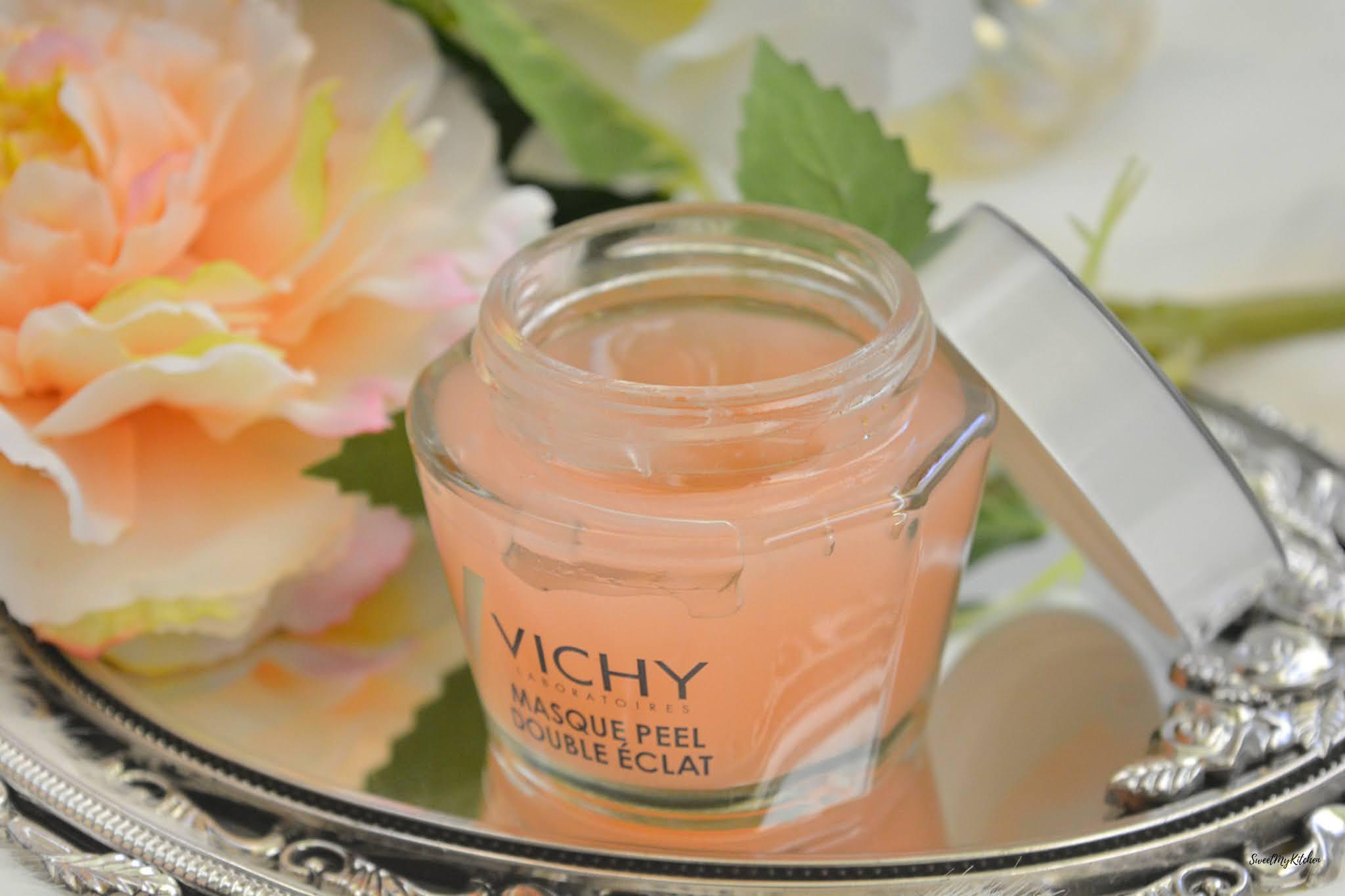 Vichy Masque Peel Double Éclat review