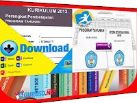 Download Prosem dan Prota Kelas 1 SD/MI Kurikulum 2013 Revisi Tahun 2016