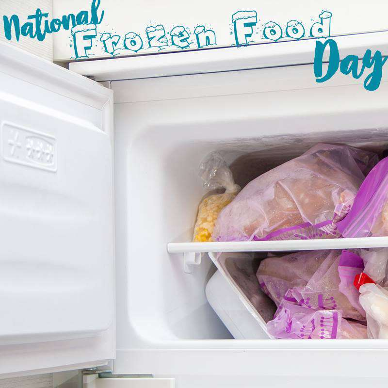 National Frozen Food Day Wishes Images download