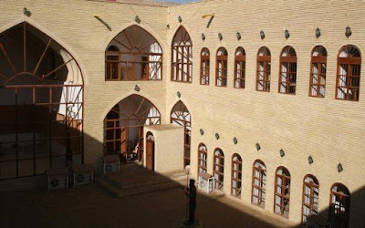 Historic Iraqi building gets a new lease on life