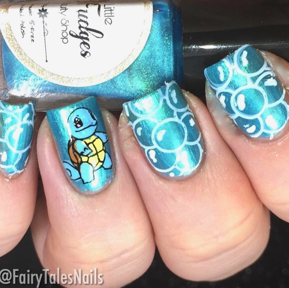 Fairytales Nails Little Fudges Beauty Shop I Choose You Collection