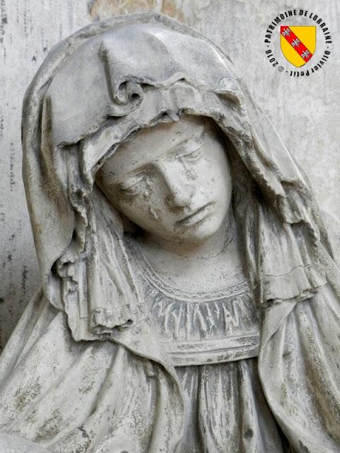 SAINT-NICOLAS-DE-PORT (54) - La Pièta de la chapelle Notre-Dame des Sept Douleurs