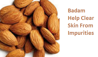 Health Benefits of Almond or Badam Help Clear Skin From Impurities