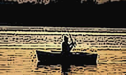 Leyenda del pescador desaparecido
