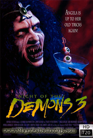La Noche De Los Demonios 3 [720p] [Castellano-Ingles] [MEGA]
