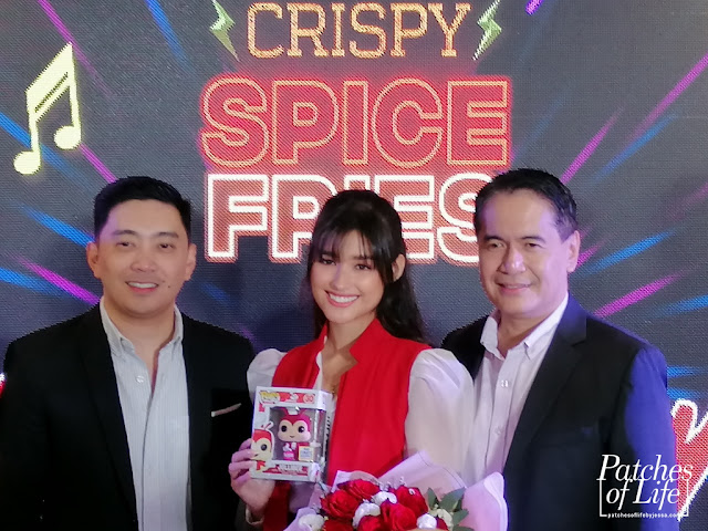 Welcoming Liza to the Jollibee Family