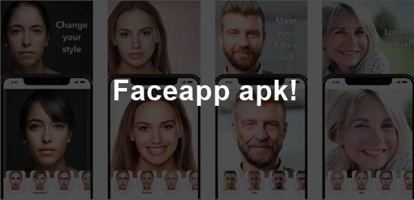 rostos de pessoas