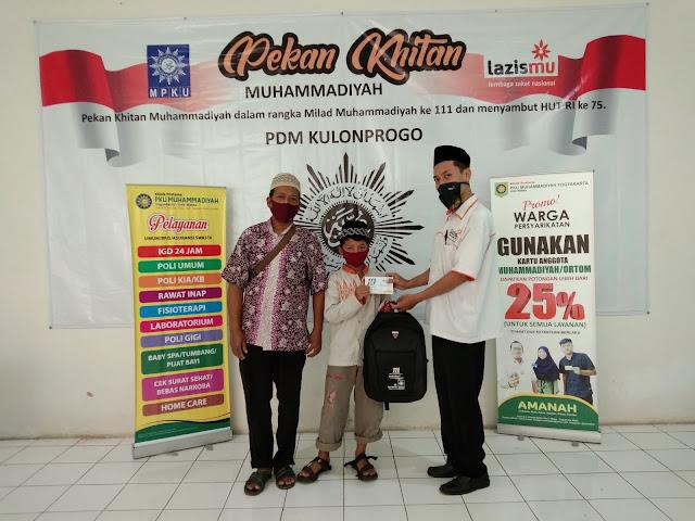 Pekan Khitan Milad ke-111 Muhammadiyah