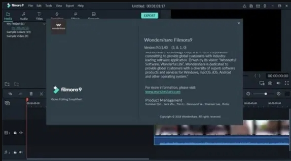 Where can you download Wondershare Filmora 9 for free