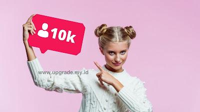Cara Mendapatkan 10000 Follower Instagram Secara Gratis